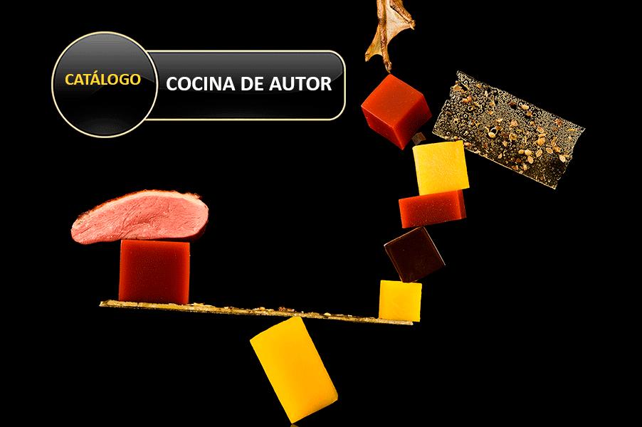 Libros de Cocina online - Categoría Cocina de Autor