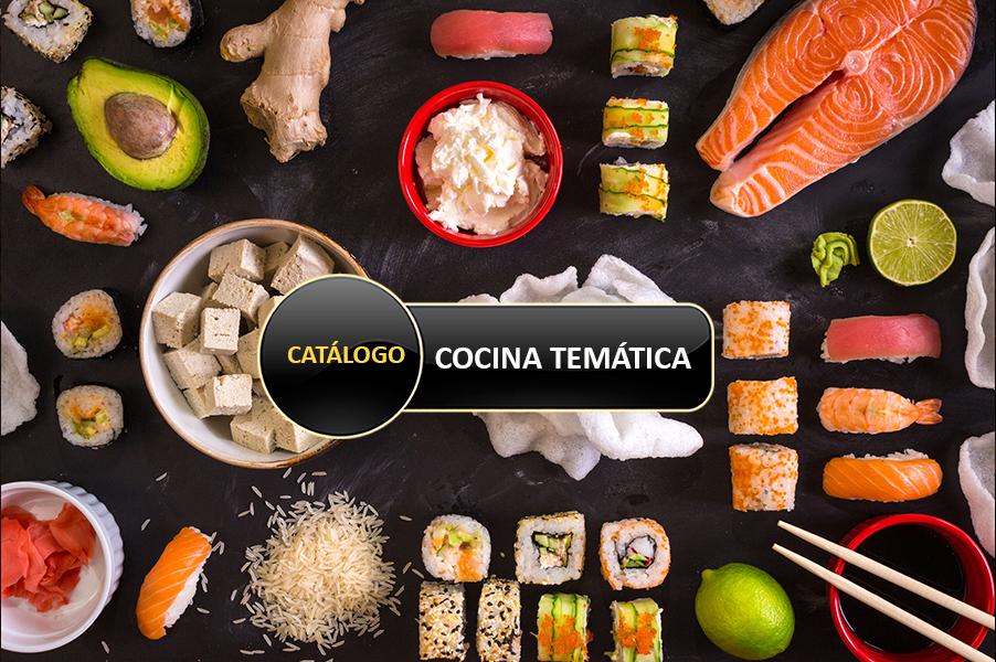 Libros de Cocina online - Categoría Cocina Temática