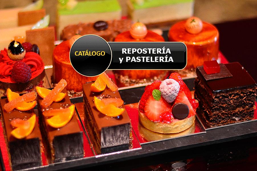 Libros de Cocina online - Categoría Repostería y Pastelería