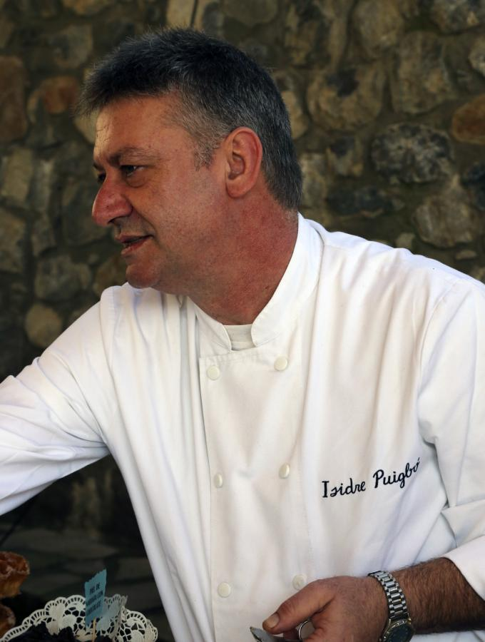 "Isidre Puigbó i Oliu - Autor del libro Libro ""TÉCNICAS DE PASTELERÍA en restauración"" - Cooking Books"